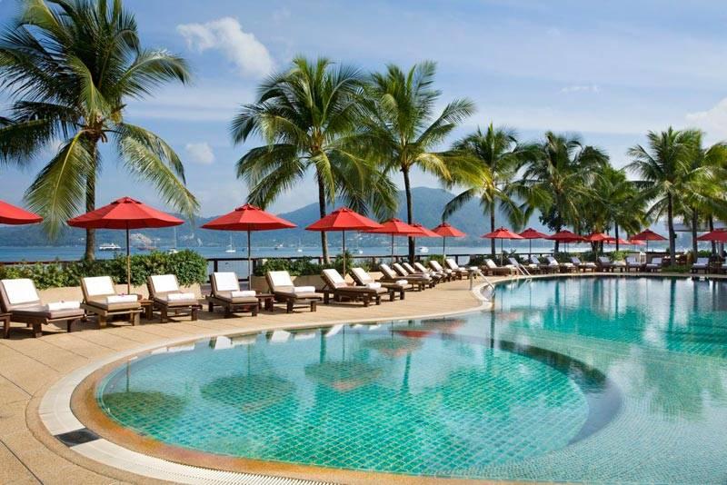 hotels in patong beach phuket
