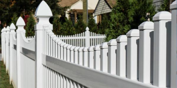vinyl fence columbus oh