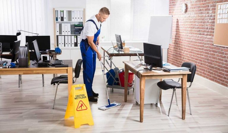 office cleaning singapore