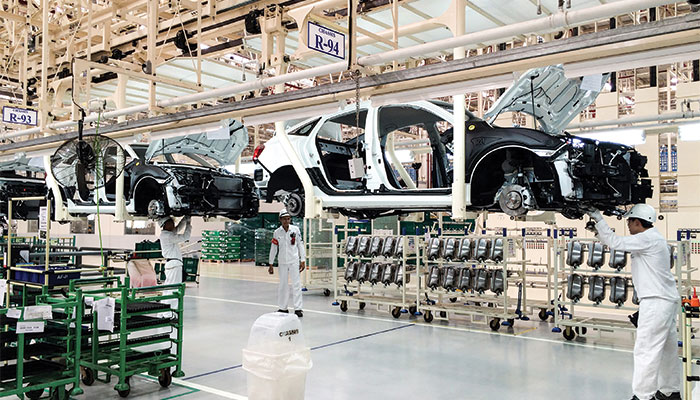 production service Thailand